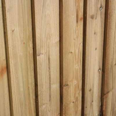 6ft x 6ft Featheredge Fence Panel