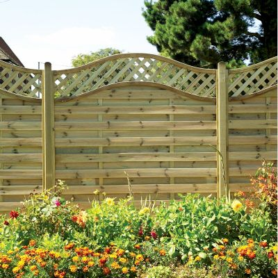 Grange Elite St Meloir Fence Panel 1.8m lowest price