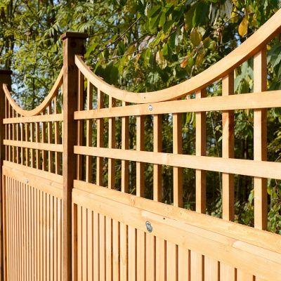 Grange Bow Top Trellis Panel 0.57m lowest price