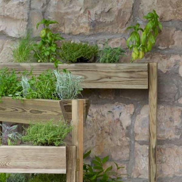Zest Hinged Herb Planter