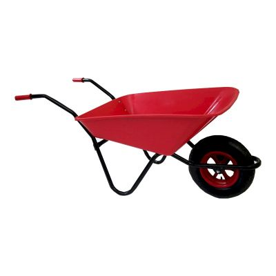 Bullbarrow Bull Barrow Red Wheelbarrow