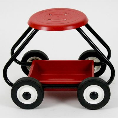 Bullbarrow Garden Scoot Red