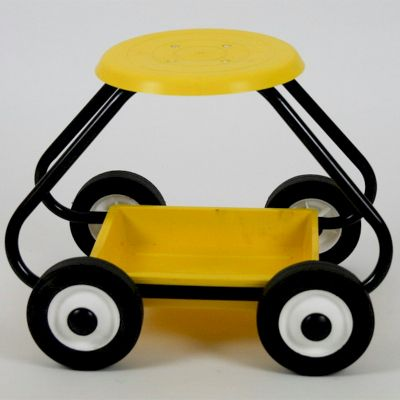 Bullbarrow Garden Scoot Yellow