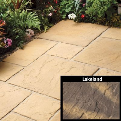 Deco-Pak Oxford Lakeland Patio Pack Paving 3m