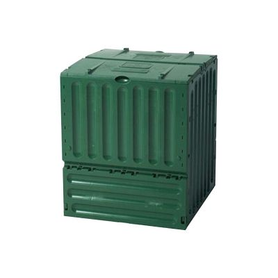Eco-King Green 600 Litre Plastic Composter