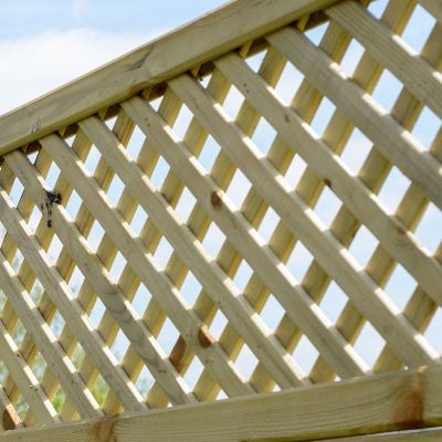 Grange Lilleshall Lattice Trellis 0.3m