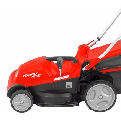 Grizzly 1400W Electric Mower 35cm Cut