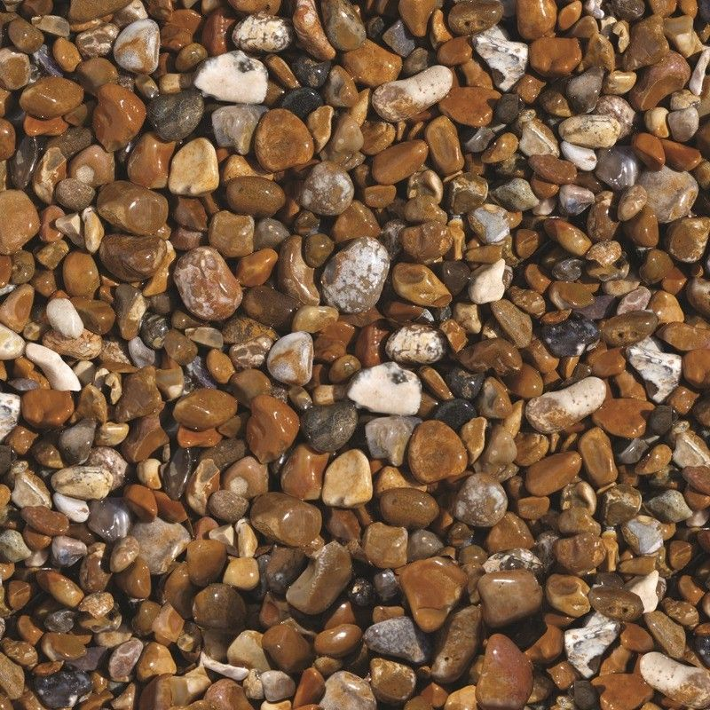 Bulk Decorative Stones : Deco pak oyster pearl decorative stone bulk bag one garden