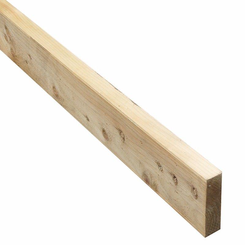 Grange Elite Timber Gravel Board 1.8m