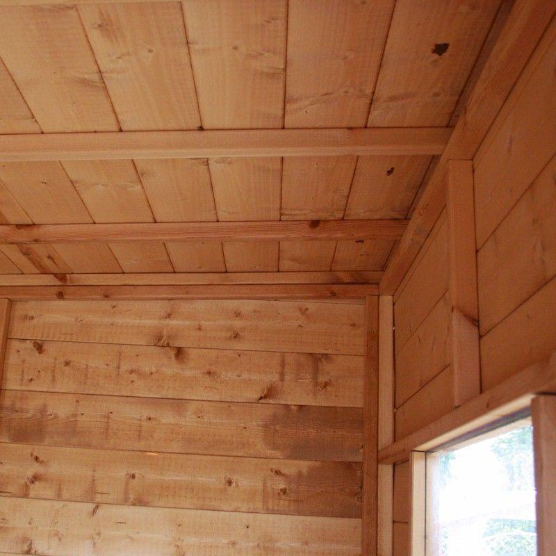 Millbrook Premium Corner Summerhouse X One Garden - Corner summer house
