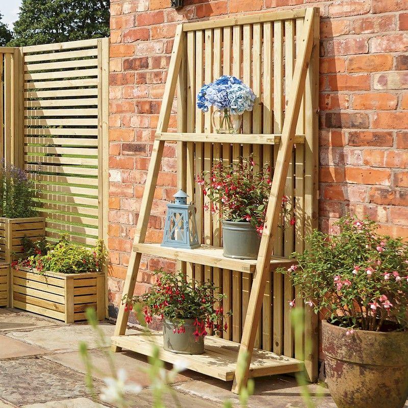 Rowlinson Garden Creations Plant Stand