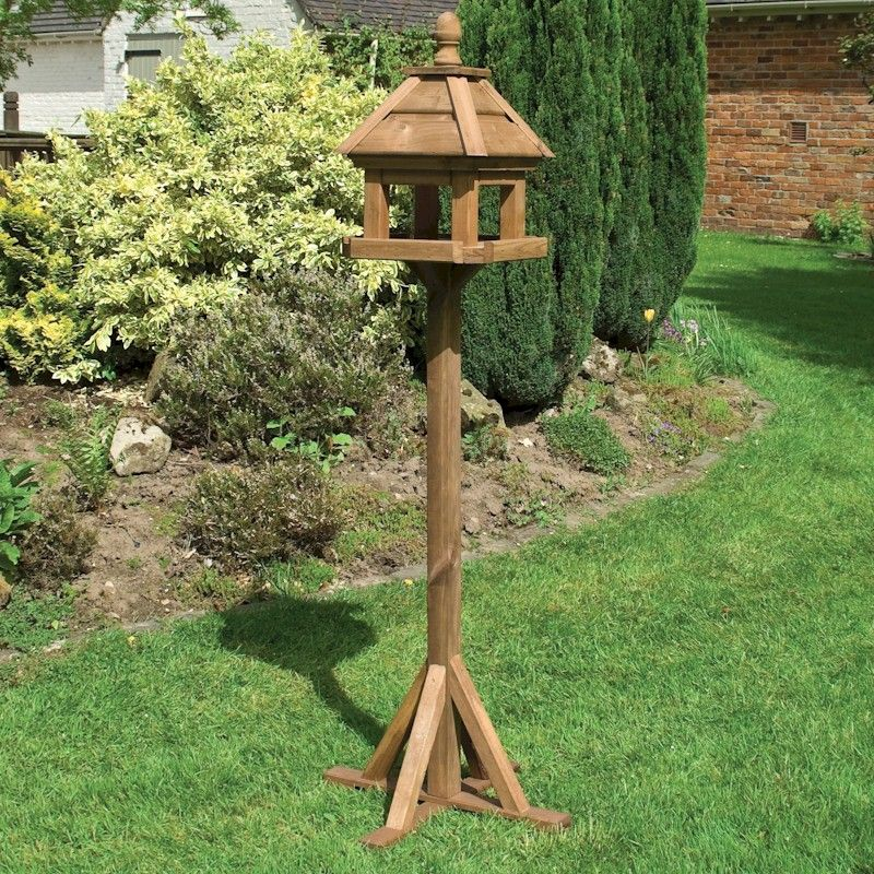 Rowlinson Lechlade Bird Table
