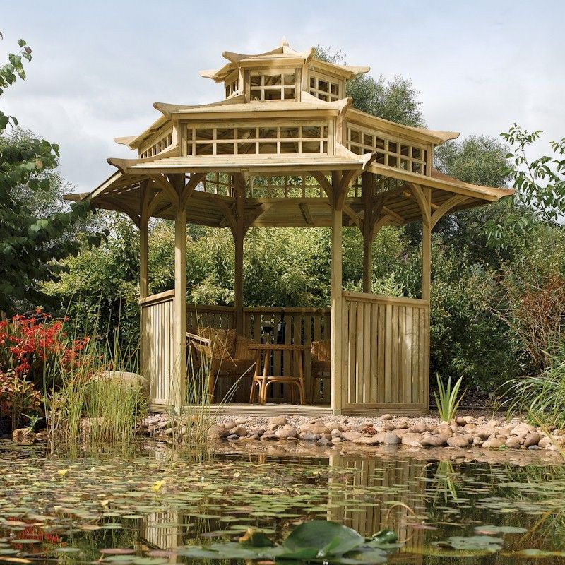 31% OFF Rowlinson Oriental Pagoda