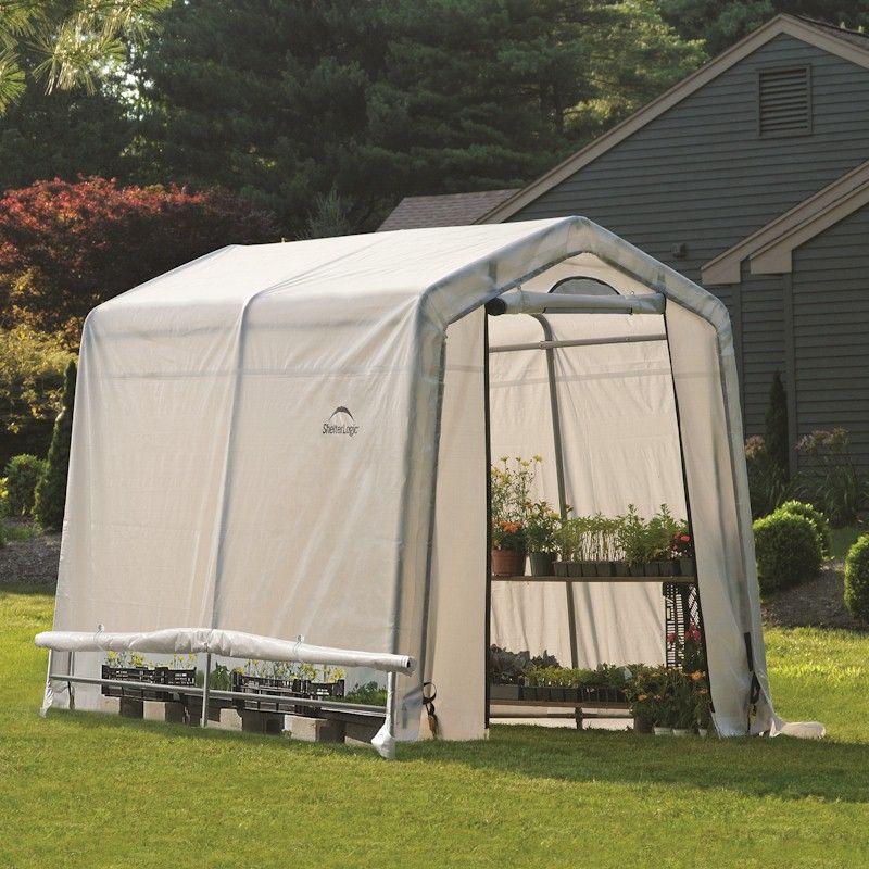 Shelterlogic Greenhouse In A Box 6x8