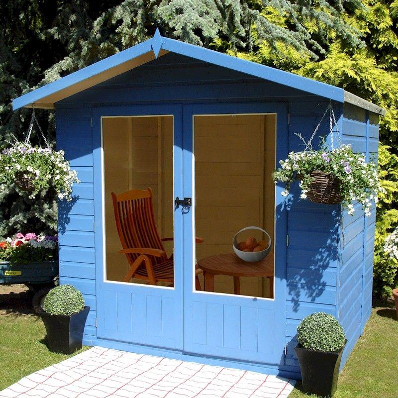 Shire Avance Summerhouse 5x7