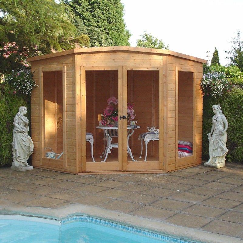 Shire Barclay Summerhouse 7x7 One Garden