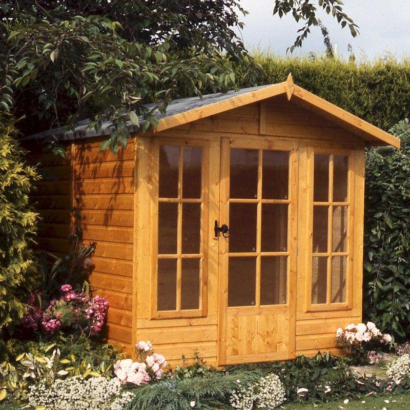Shire Chatsworth Summerhouse 7x7