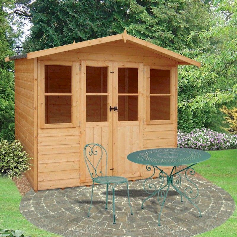 Shire Haddon Summerhouse 5x7