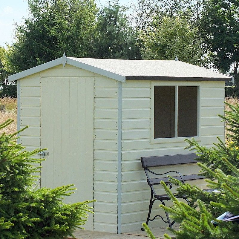 Shire Lewis Shed 7x5