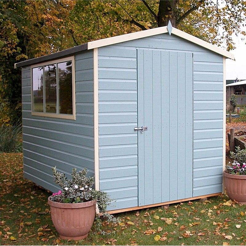 39% Off Shire Lewis Shed 8x6