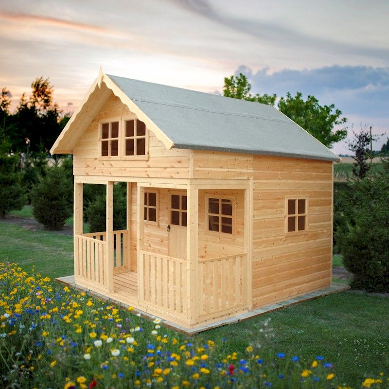 36% OFF Shire Lodge Playhouse