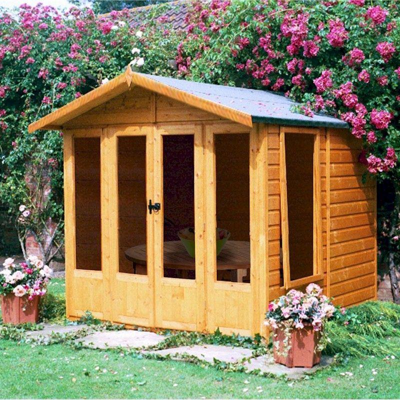 Shire Parham Summerhouse 7x7