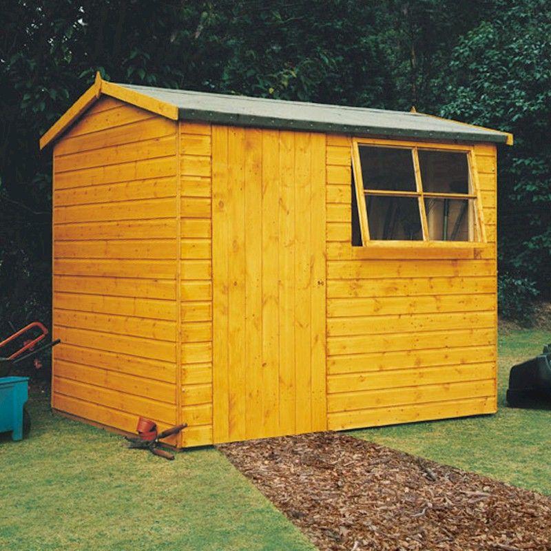 Shire Suffolk Shed 10x6 One Garden