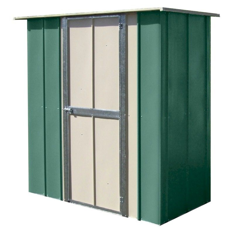 Store More Canberra Utility Metal Shed 6x3