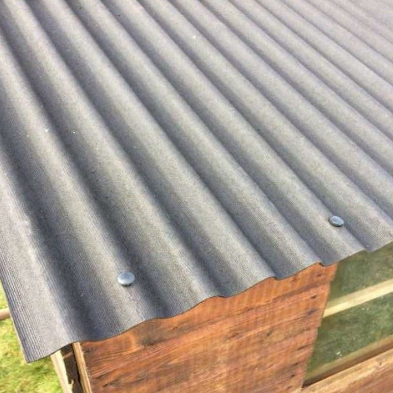 Watershed Roofing Kit (for 5x5ft sheds)