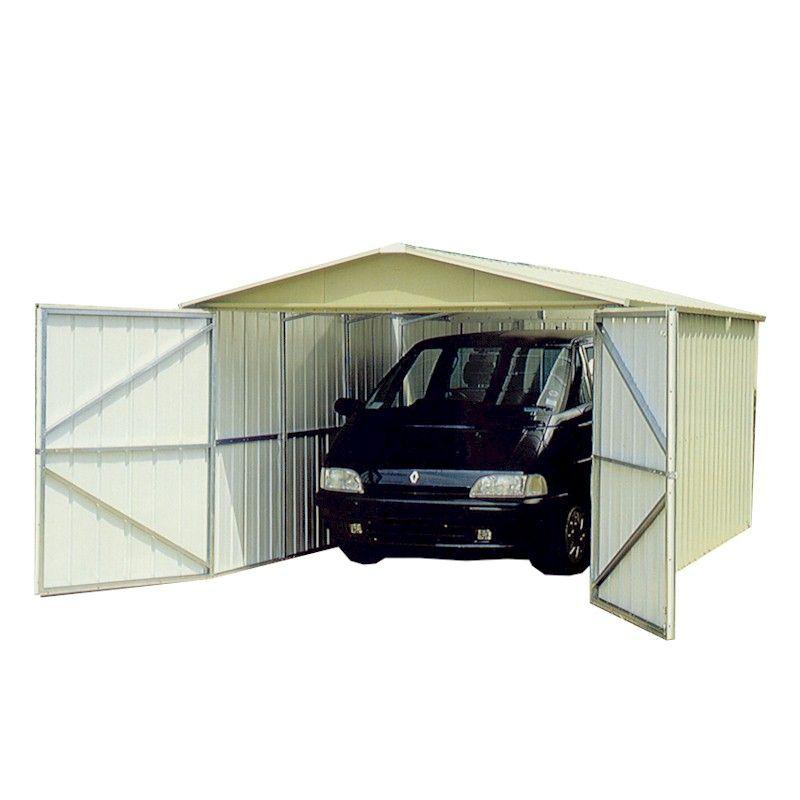 Yardmaster G1017 Metal Garage 17x10