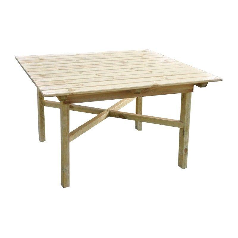Zest Abbey Square Table