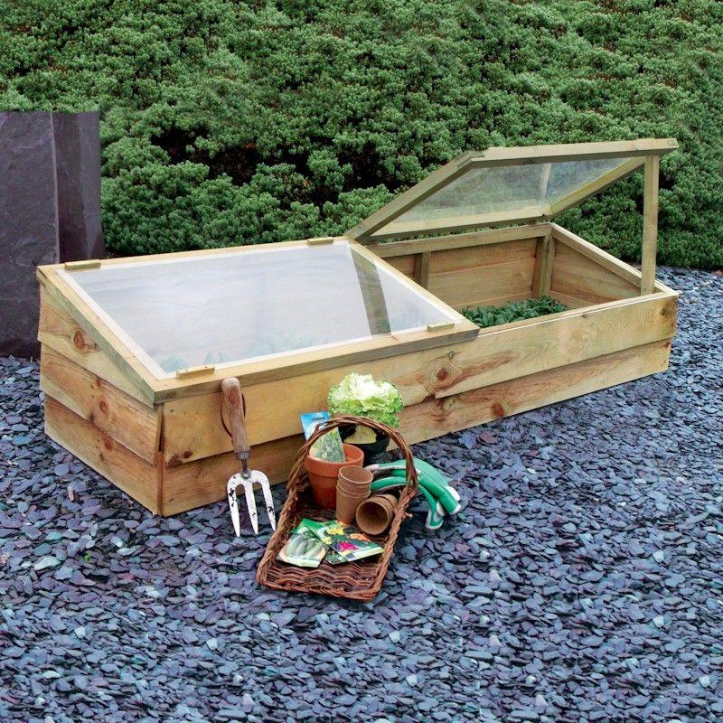 Zest Large Cold Frame - One Garden