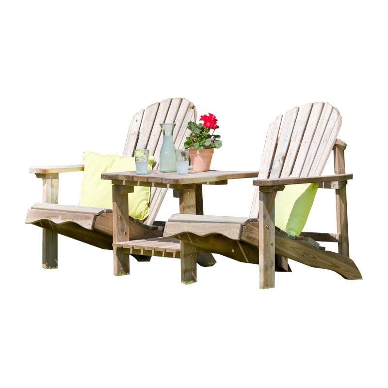 Zest Lily Relax Double Seat