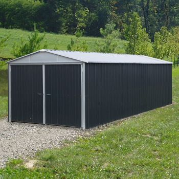 Yardmaster 1017A Metal Garage 17x10 image