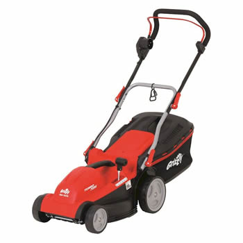 Grizzly 1600W Electric Mower 37cm Cut image