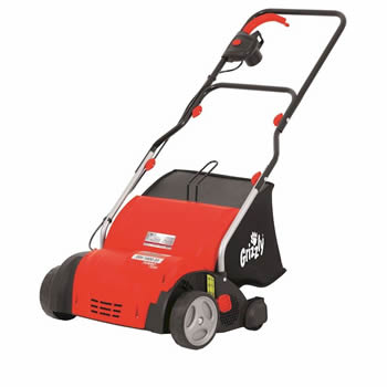 Grizzly Electric Scarifier and Aerator image