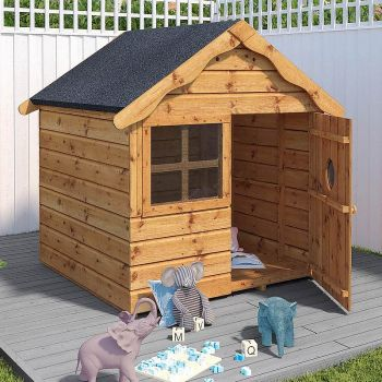 Mercia Snug Playhouse 4x4 image