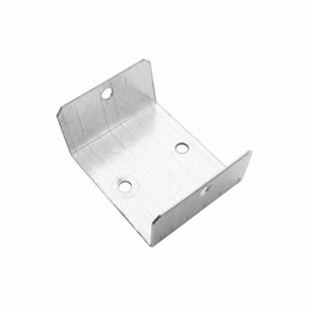 Metpost U-Shaped Panel Fixing Clip 41mm image