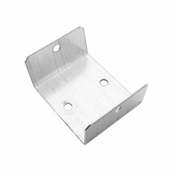 Metpost U-Shaped Panel Fixing Clip 46mm image