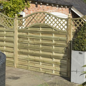 Rowlinson Grosvenor Screen 1.5m x 1.8m image