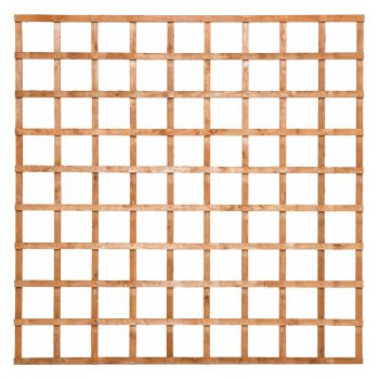 Rowlinson Heavy Duty Trellis Dip Treated 6ft x 6ft image
