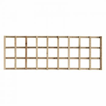 Rowlinson Heavy Duty Trellis Pressure Treated 2ft x 6ft image