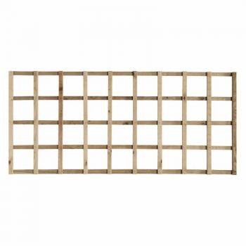 Rowlinson Heavy Duty Trellis Pressure Treated 3ft x 6ft image