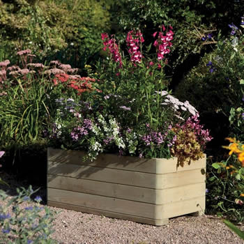 Rowlinson Marberry Rectangular Planter image
