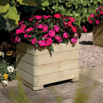 Rowlinson Marberry Square Planter image