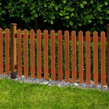 Rowlinson Picket Fence 3ft x 6ft image