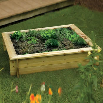 Rowlinson Raised Bed/Sandpit image