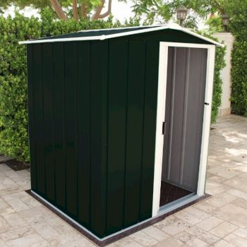 Sapphire Apex 5x4 Anthracite Metal shed image