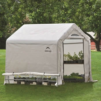 Shelterlogic Greenhouse In A Box 6x6