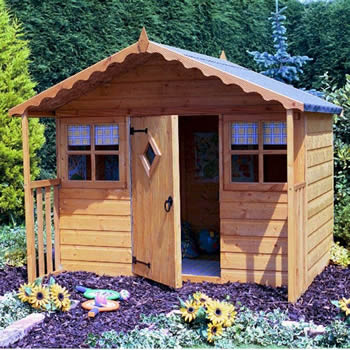 Shire Cubby Playhouse image